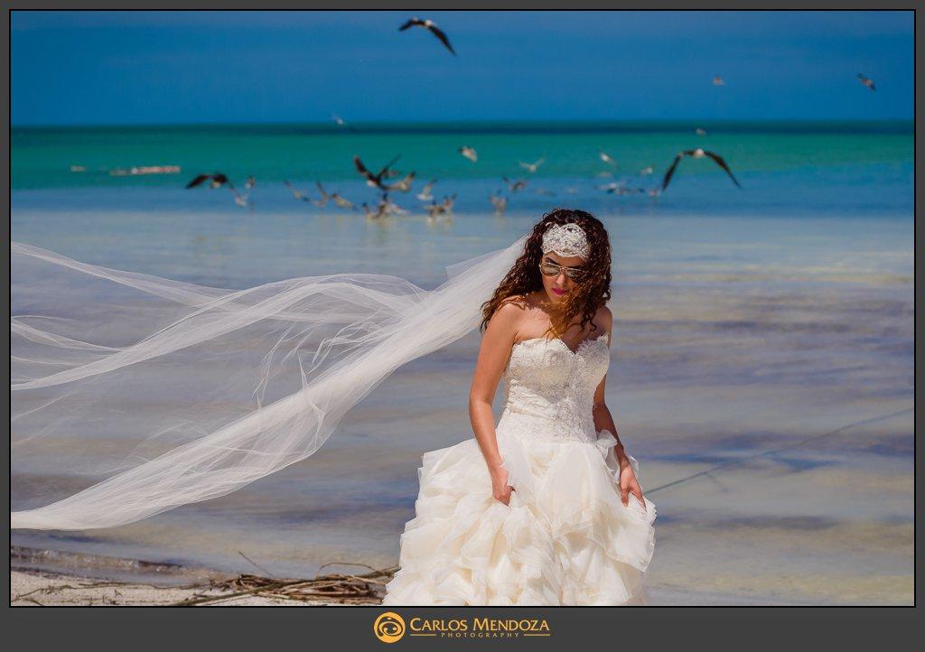 Gloria y cesareo ttd holbox riviera maya destination for Riviera maya wedding photographer